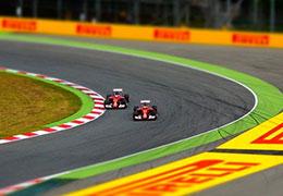 Catégorie Formule 1, rallie